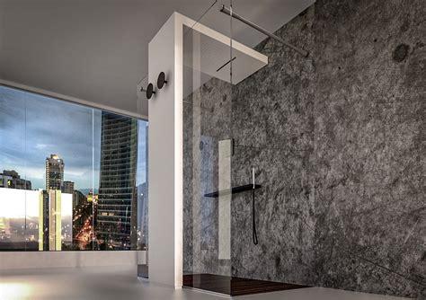 radiator  built  showerhead enriches  bath