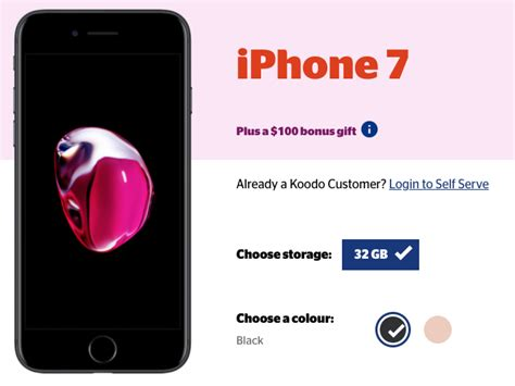 koodo iphone  promo  upfront  tab medium