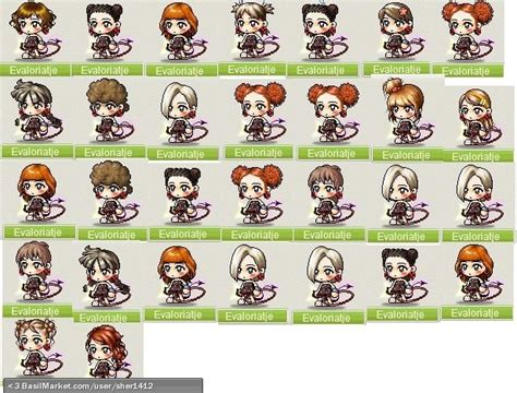 maplestory vip hairstyle maplestory don exp hair starring evelien screen