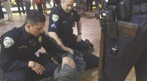 Arrest Records San Francisco Bart Say They Arrested Wrong Crime Courts San Francisco San