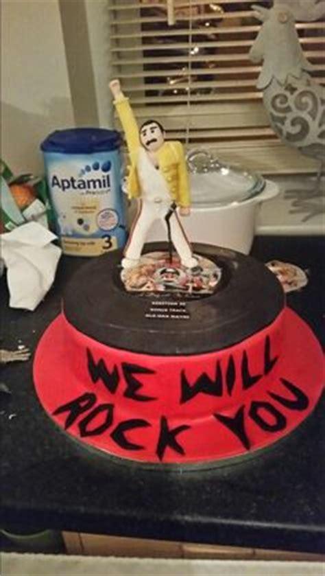 queen freddie mercury  theme customised cakes cupcakes mumbai buy   lol