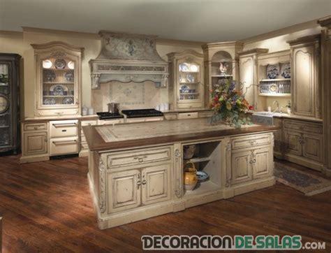 kountry kitchen cabinets cocinas con estilo provenzal