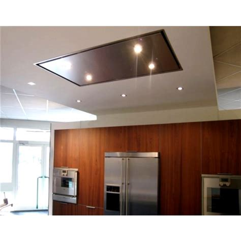 kitchen island extractor hoods abk neerim ceiling mounted extractor hood with internal