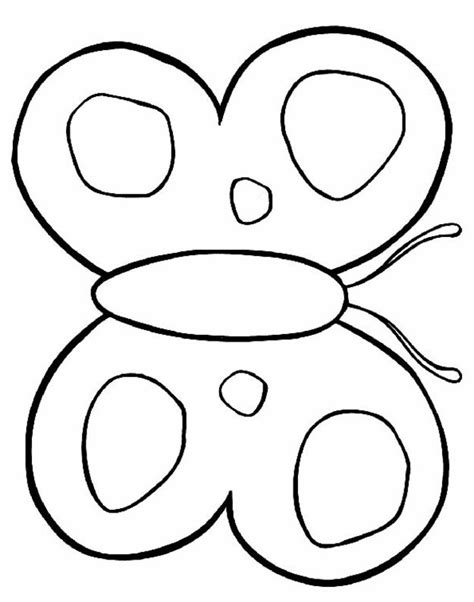 Coloring Page Butterfly by Coloring Now 187 Archive 187 Butterfly Coloring Page