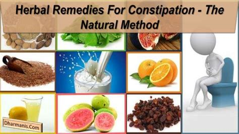 constipation treatments constipation remedies natural herbal remedies for constipation the natural method