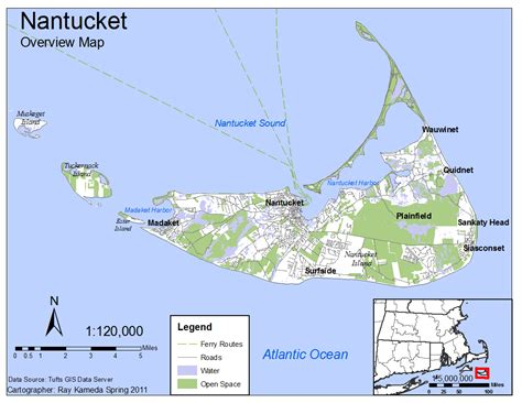 nantucket map kameda assignment 2 introduction to gis for and environmental analysis confluence