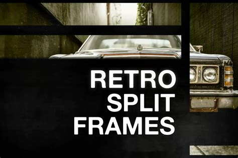 8 Fresh Slideshow Templates For After Effects Filtergrade Split Flap After Effects Template