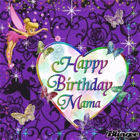 Imagenes Happy Birthday Mama | happy birthday mom picture 132907298 blingee com