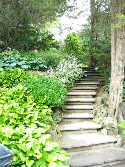 Marche Escalier Exterieur Jardin by Am 233 Nagement Ext 233 Rieur Les Marches De Jardin En 20 Photos