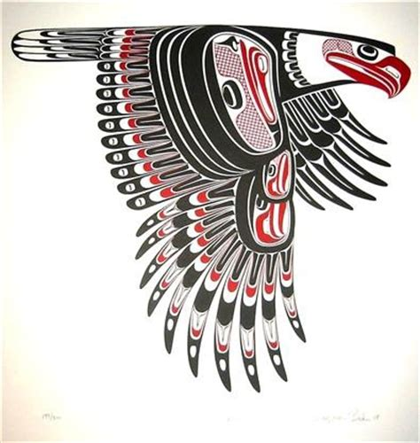 north american tribal tattoos 50 haida eagle tattoos designs with meanings