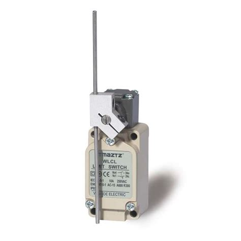 adjustable fan limit switch ip67 waterproof high temperature adjustable rod lever