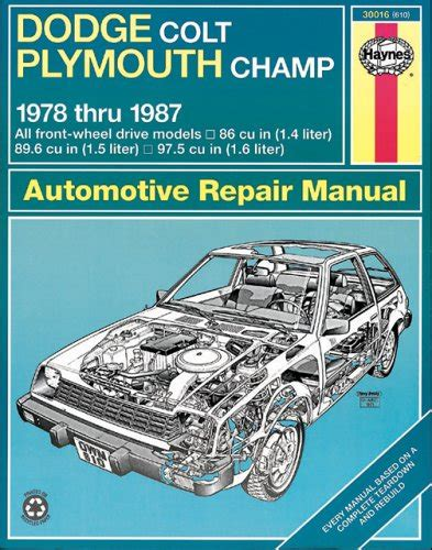 car repair manuals download 1989 plymouth laser instrument cluster haynes dodge canada