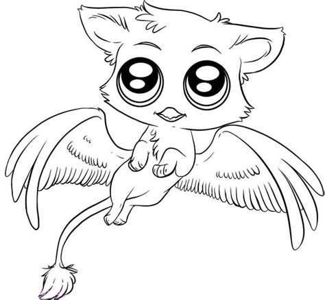 cute griffin coloring pages free coloring pages of cute griffin