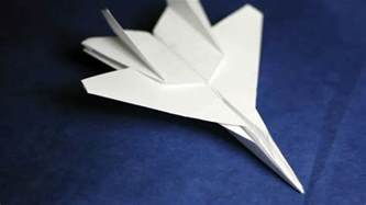 16 paper airplane designs