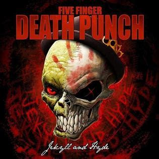 five finger death punch in your head jekyll and hyde song wikipedia