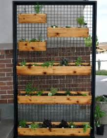 Vertical Garden Box Vertical Garden Planters Planters By Freshly Forked Auto