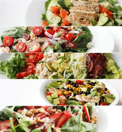 salad ideas salad ideas salads ruffage pinterest