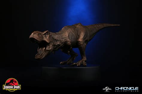 Jurassic Park Collectibles two brand new chronicle collectibles jurassic park pieces