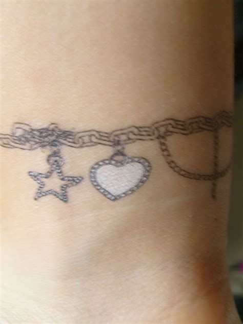 charm bracelet tattoo 11 best charm bracelet ideas images on