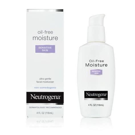 Pelembab Hypoallergenic neutrogena free moisture sensitive skin 4