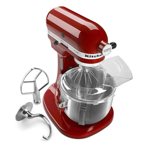 Kitchenaid Mixer Weight by Kitchenaid Ksm500pser Pro 500 Series Bowl Lift Mixer 5 Qt