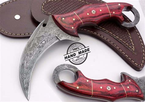 karambit knife for sale selling damascus karambit edge knife