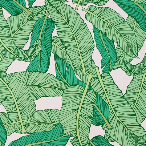chasing paper removable wallpaper chasing paper banana leaf removable wallpaper patterns