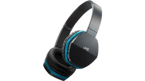 Headset Bluetooth Jvc Jvc Wireless Lightweight Bluetooth Headphones Blue Ebay