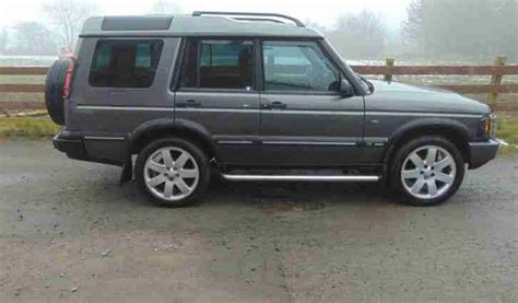 land rover discovery gs 2 5 td5 auto grey 20 alloy wheels
