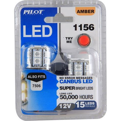 Pilot Automotive LED Replacement Bulb IL 1156A 15