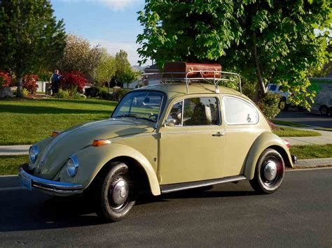 Beetle Volkswagen For Sale by 1970 Volkswagen Beetle For Sale Classiccars Cc 1001221
