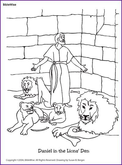 free printable coloring pages of daniel in the lion s den 17 best images about sunday school on pinterest sunday