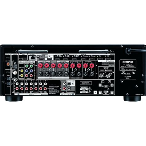 onkyo tx nr  ch network home theater receiver