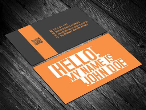 photoshop name card template free business card templates business cards templates
