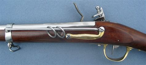 1777 pattern french army musket french flintlock carbine charleville 1777 an ix model