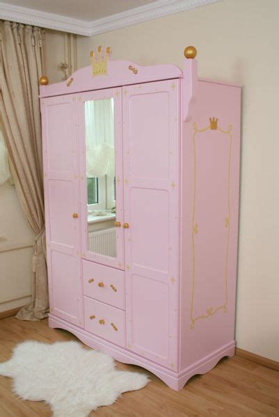kleiderschrank rosa kleiderschrank 3 t 252 rig princess rosa im shop oli niki
