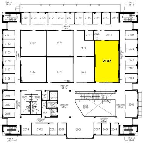 uwaterloo floor plans location and maps math faculty computing facility mfcf
