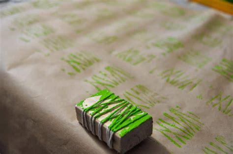 geschenkpapier bedrucken handmade kultur