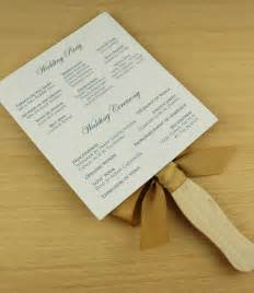 free wedding program fan templates paddle fan wedding program template vintage floral