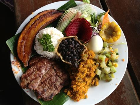 good authentic Costa Rican food near volcan Arenal « Amelia Andaleon's Blog