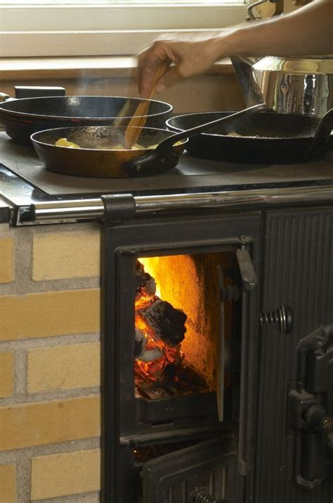 Ovens and cookstoves   Vuurmeesters