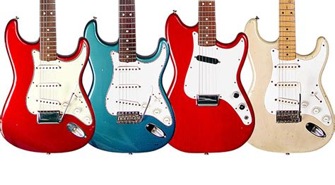 guitar colors fender custom colors in the 1960s vintage guitar 174 magazine