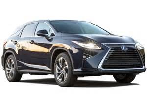 Lexus Suv Reviews New Lexus Rx Suv Review Carbuyer