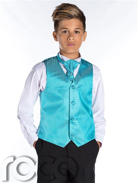 aqua for boys boys waistcoat suit boys wedding suits page boy suits