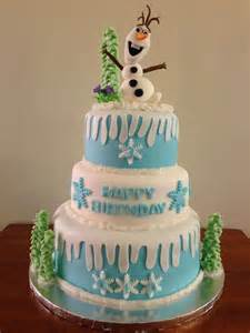 disney frozen themed cake cakes cupcakes kids birthday party disney