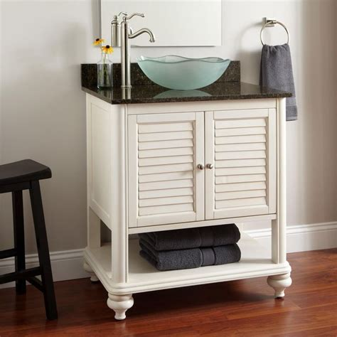 single vanity cabinet with vessel sink 1000 ideas about vessel sink vanity on tub