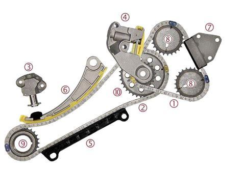 Timing Chain Suzuki Grand Vitara Suzuki Grand Vitara 2 0 16v J20a Engine Timing Chain