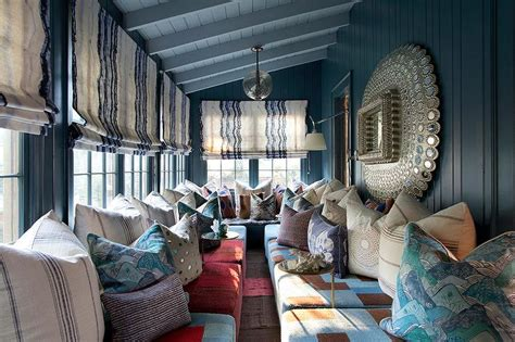 moroccan sunrooms eclectic living room