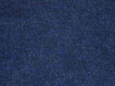 Exc Button Skirt Scuba blue black melange wollen fabric