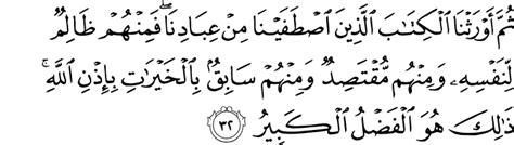 Al Quran Fathir quran surah fatir arabic translation by